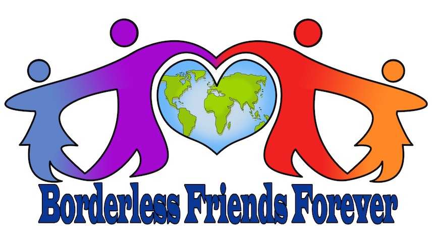 Borderless Friends Forever
